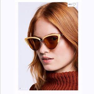 Cedar Cat Eye Sunglasses